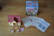Sylvanian Families, Daisy Cottage, 4770,boxed