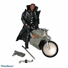 Toybiz 2003 Marvel Legends BLADE & Motorcycle Action Figure.