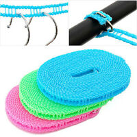 Top Sell Travel Clothesline Laundry Non-slip Washing Clothes Line Rope Outdoor