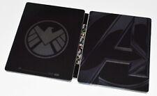 Avengers German empty Blu-Ray steelbook (only steelbook)