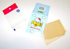 HELLO KITTY 2000 Sanrio Japan beauty face oilstop sheets- veline antilucido viso