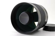 【Exc】 Tamron SP  500mm  F/8 Tele Macro Reflex For Canon FD  from Japan  #37