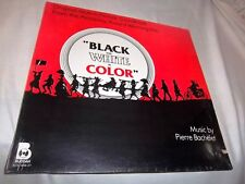 s/t BLACK+WHITE IN COLOR-PIERRE BACHELET NEW SEALED LP
