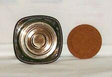 New listing 2 Gorham Newport Silver Plate Silverplate Wine Coaster Yb738