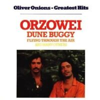 "OLIVER ONIONS ""GREATEST HITS"" CD NEUWARE"