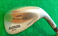 Tour Edge Bazooka JMax LB10 Milled Gap Wedge 54* / RH / Regular Steel / jk4172