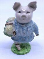 Beatrix Potter LITTLE PIG ROBINSON F Warne & Co 1948 Beswick England