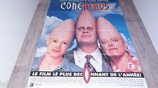 CONEHEADS  ! dan aykroyd affiche cinema