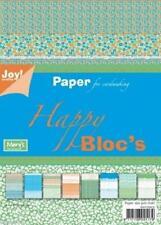Joy Crafts - Happy Blocs - Paper Bloc A5 32 Sheets 6011/0031