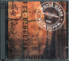 BMG World Class Worldwide (CD, 2 Discs, 1995, BMG) - PROMO RDJ 66843-2