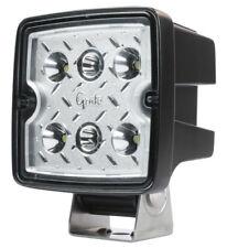 GROTE 63F31 - TrilliantA(R) Cube LED Work Lamp, 2500 Lumen, Flood, 24V
