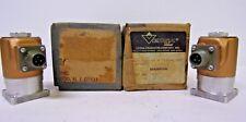Lot Of 2 New Versa Solenoid Valve Esm-2011-60-E-M172Ae-3Bc 2 Way Series E 24Vdc