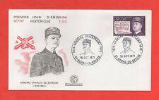FDC 1971 - General Charles Delestraint - 1879-1945 (1442)