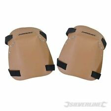 Silverline Leather Knee Pads One Size Cb08