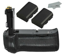 NX-CBG70D-2BATT-MF Battery Grip for Canon( BG-E1) + 2 NX-LPE6 Batteries + MF