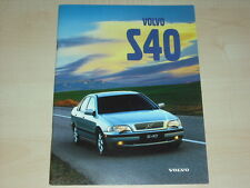 45788) Volvo S 40 Prospekt 1998