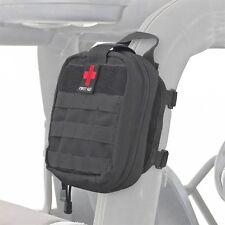 Smittybilt First Aid Kit bag Black Roll Bar Mount  Jeep Wrangler CJ-7