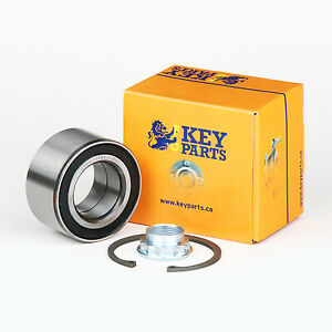 First Line Kwb743 Key Parts Wheel Bearing For Ford Focus 98 04 (Front No Abs)