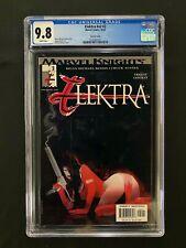 Elektra #v2 #2 CGC 9.8 (2001) - Variant Cover - Bill Sienkiewicz cover