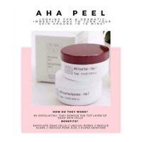 Nu Skin 180 AHA Facial Peel And Neutraliser Rrp £68 Chemical Peels 18 Treatments