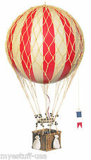 Authentic Models AP163R Royal Aero Model Helium Balloon Mobile True Red