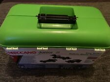 Meccano Junior Easy Toolbox Kids Building Set Rare