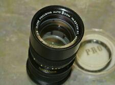 Vivitar 70-150mm f3.8 Close Focus Lens-Canon FD Mount Sharp Zoom1