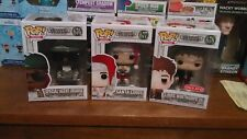 Funko Pop! Movies: Trading Places, Special Agent, Santa Louis, and Louis Beat Up