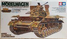 Tamiya Model Kit 1/35 Sd.Kfz.161/3 Mobelwagen Pz.Kpfw. IV German WW2 Armor 35237