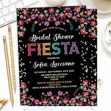 Multicolor Despedida De Soltera Invitaciones Y Tarjetas De