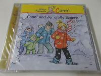 CONNI UND DER GROSSE SCHNEE - KARUSSELL HÖRSPIEL CD - NEU - MEINE FREUNDIN CONNI