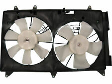 For 2007-2009 Mazda CX7 Radiator Fan Assembly TYC 25189RK 2008 2.3L 4 Cyl