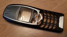 NEUE Oberschale für Nokia 6310 / 6310i + LogoClip ; in schwarz