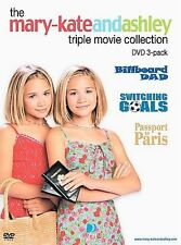 Mary-Kate & Ashley Pack [Billboard Dad/Switching Goals/Passport to Paris] ACCEPT