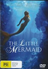 The Little Mermaid (2018) DVD Movie BRAND NEW RELEASE Hans Christian Anderson R4