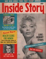 Inside Story May 1960 Lil St. Cyr Dick Clark 080818DBE