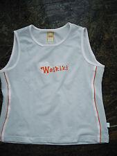 TCM Damen Sport Stretch Shirt ärmellos Größe 42/44 in Ligthblue