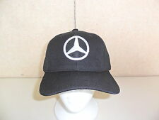 MERCEDES-BENZ HAT BLACK FREE SHIPPING GREAT GIFT