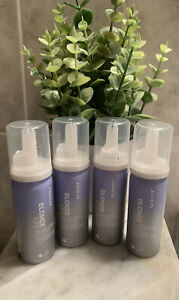 JOICO Blonde Life Brilliant Tone Violet Smoothing Foam~1.65oz each~LOT OF 4