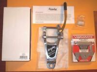 Bigsby® B7 Chrome Vibrato Tailpiece & Vibramate V7-335 E Series~8.0~Brand New