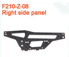 F17431 Walkera F210-Z-08 Right Side Panel Plate For Walkera F210 RC Helicopter