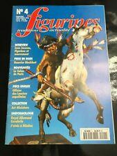 Revue Magazine Figurines Tradition Actualité Technique n° 4 JUIN JUILLET 1995