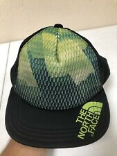 The North Face Hat Cap Trucker Hat Green c27