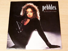 "EX/EX !! Pebbles/Girlfriend/1987 MCA Records 7"" Single"
