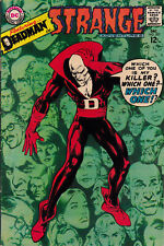 STRANGE ADVENTURES 207 ! 3rd Deadman. Fine- condition.  Neal Adams! DC 1967