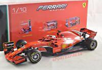 NEW 1/18 BBURAGO 18-16806 Ferrari SF71H, Sebastian Vettel 2018, #5