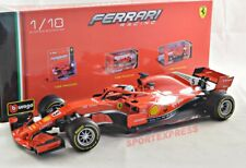 Nuevo 1/18 Bburago 18-16806 Ferrari Sf71h, Sebastian Vettel 2018 , #5