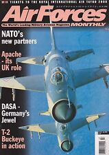 Air Forces Monthly (July 2000) (UK Apache, T-2, Italian AF Allied Force, NATO)
