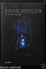 "JAPAN Dark Souls II ""Michibiki no Syo"" Art & Guide book"
