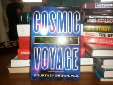 Cosmic Voyage -  BrownCourtney - The Fast Free Shipping -in inglese- ufo -